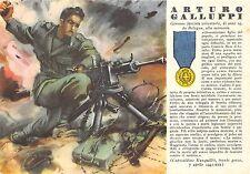 C4789) WW2 GUERRA GRECIA MVSN M.O. GALUPPI DA BOLOGNA.