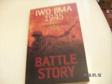 BATTLE STORY IWO JIMA ANDREW RAWSON