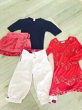 GIRLS DESIGNER MIXED CLOTHS SZ 3
