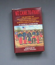 Pohanka, We Came to Fight, 5th NY Veteran Volunteer Infantry, Duryee's Zouaves