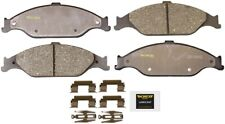 For Ford Mustang 1999-2004 Front Disc Brake Ceramic Pads Monroe Brakes CX804