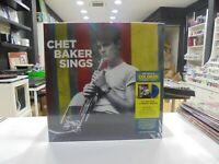 Chet Baker Sings LP Europa 2020 Limitierte Colored Edition 180GR