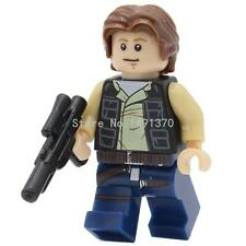 STAR WARS ROGUE Uno Mini Figures-YOUNG Han Solo pg662-si adatta MINIFIGURES LEGO