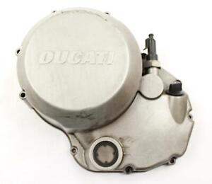 2004 Ducati Monster 620 Ie Clutch Side Engine Motor Cover 24320285ac
