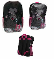 FRENKIE STEIN MONSTER HIGH SCHOOL BAG BACKPACK RUCKSACK FOR GIRLS