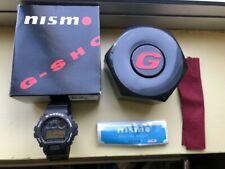 Nismo Casio R390 G-Shock Watch Rare Le Mans R32 R33 R34 GTR R35 Nissan JGTC JDM