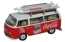 OXFORD 1/76 COCA-COLA VW Bahías Ventana Bus #76vw030cc