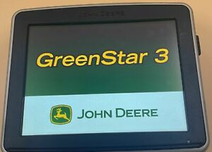 John Deere Greenstar GS3 2630 Display Monitor Autotrac SF2 & Swath Activations