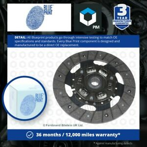 Clutch Centre Plate fits HONDA FR-V BE1 1.7 2004 on D17A2 210mm Friction ADL New