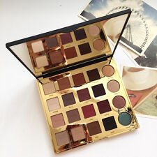Eyeshadow Professional Palette Shadow Warm Smooth Texture Solid Spices