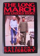 The Long March - The Untold Story by H.E. Salisbury ~ Red China Army Communist
