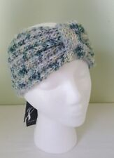 Collection 18 Dew Kissed teal knit headband