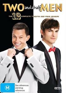 Two And A Half Men : SEASON 12 : NEW DVD