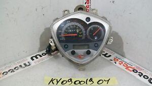Instrumentation Gauge Tacho Clock Dash Speedo Kymco Agility 125 08 17