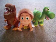 Disney The Good Dinosaur x 3 TOMY-BUTCH/ARLO-TALKING & DISNEY SPOT