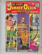 Superman's Pal, Jimmy Olsen 104 VG+ (4.5) 9/71 Eighty Page Giant G-38
