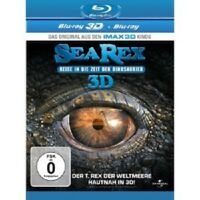 IMAX 3D-SEA REX -  BLU-RAY NEUF