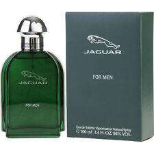 JAGUAR FOR MEN 100ml EDT SPRAY BY JAUGAR --------------------------- NEW PERFUME
