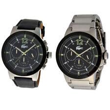 Relojes de pulsera Lacoste resistente al agua para hombre