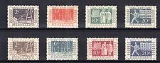 Nederland Jubileum en ITEP 1952 postfris