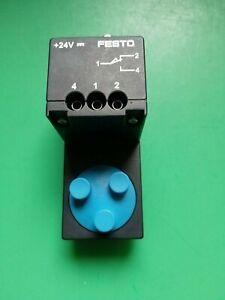 Botones de Límite Festo Didáctica D: S ESG A L SIBU 183322 - Usada ,Muy Buen