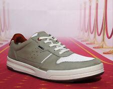 ECCO JACK WILD DOVE WHITE Men's shoes sz.EU 42 US 8.8.5 new FREE SHIPPING