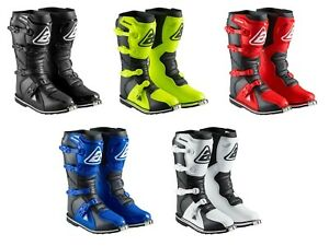 11 Black//White Answer 2020 Pee-Wee Boots