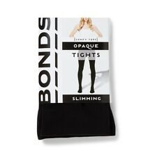 WOMENS 5 PACK BONDS 70 DENIER OPAQUE SLIMMING TIGHTS Stockings Pantyhose Hosiery