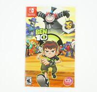 Ben 10: Nintendo Switch [Brand New]
