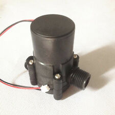 Hot DC 8.8-15V Micro-hydro dynamo Light water charger NEW Hydroelectric power