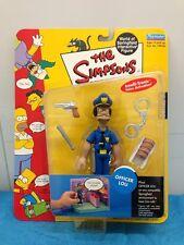 Simpsons Series 7 figure - Playmates - Officer Lou