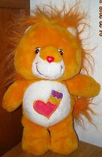 """Brave Heart Lion Care Bear Cousin 13"""""""