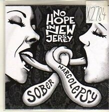 (CP564) No Hope In New Jersey, Sober / Narcolepsy - DJ CD