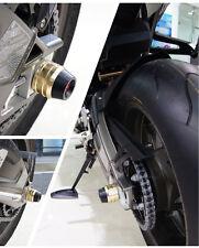 New BMW S1000RR Premium Swing Arm Slider (Crash PAD) - dedicated slider