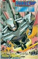Robocop Versus Terminator # 3 (of 4) (Frank Miller / Walt Simonson) (USA, 1992)