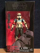 """Star Wars the Black Series Rouge One 6"""" Scarif Stormtrooper Squadleader #28 -NEW"""