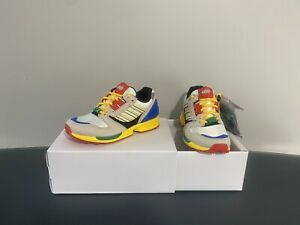 adidas zx 8000 lego EDITITION LIMITEE  Taille/size: F 38 / UK 5 / US 5 1/2