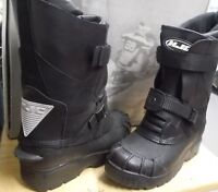 NOS HJC Snowmobile Boots Snow Winter Size 9 971-009