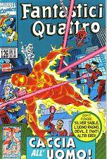 Fantastici Quattro 126 - Star Comics Marvel Ed. Panini