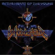 WINGER - In The Heart of the Young NUEVO CD