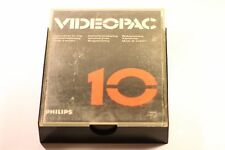 VINTAGE PHILIPS G7000 CONSOLE COMPUTER VIDEOPAC 10 GOLF GAME 1978