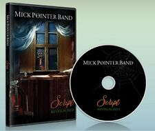 DVD Mick Pointer Band - Script Revisualised (new & signed)