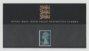 ++ 1987 £1.60 MACHIN ROYAL MAIL PRESENTATION PACK No 14 - CAT £22 ++