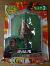 """DR Who 'Brannigan """"poseable Action Figure."""