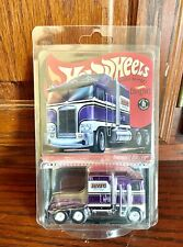 Hot Wheels Rlc Exclusive Purple Thunder Roller #15,537/20,000 In-Hand!