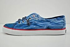 Womens Sperry Top-Sider Seacoast Water Jaws Shoes Size 8.5 Blue White STS97113