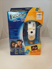 Polaroid Izone Digital & Instant Sticky Camera w/ Film - Gray- 2000