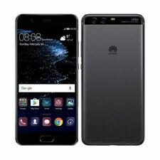HUAWEI P10 VTR - L09  64GB Black  4G LTE Unlocked Smart Phone Excellent device