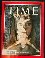 TIME MAGAZINE - March 15 1968 - JOFFREY BALLET ASTARTE / Vietnam War Draft
