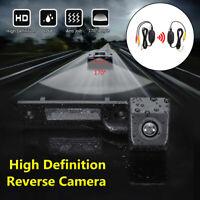 170° 12V CCD Caméra de Recul Arrière Sans Fil pour VW Golf Caddy Passat 3C 3B T5